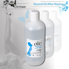 Gentle and delicate oil after depilation specially