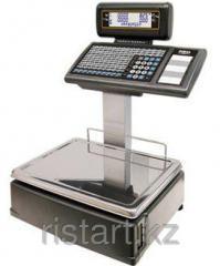 Весы с печатью этикеток Dibal M525D Alpha с