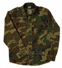 Shirt camouflage Rothco (2566, S, Lesnoy