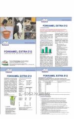 Fokkamel Ekstra E12 from 3 weeks to 12 weeks
