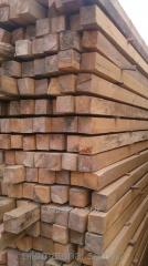 Bar 10*10*600 pine