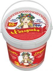 Сметанный продукт ХОХЛУШКА, 20%, 700 г