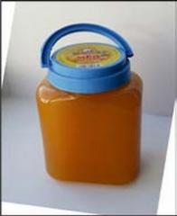 White honey of Bank of Arom 1,5l