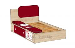 Детская кровать комбинированная «Алфавит»