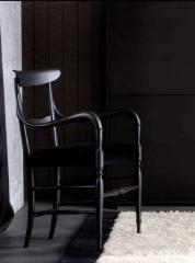 Стул с подлокотниками CHIAVARI, стулья мягкие