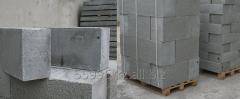 Polysterene concretes (blocks)