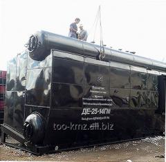 Котел паровой ДЕ-25-14ГМ-О