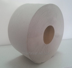 Jumbo roll paper of waste 130 meters