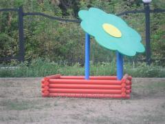 Sandbox Camomile 1,5kh1,5m