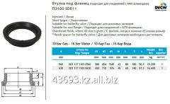 The plug under PE100 SDR11 flange