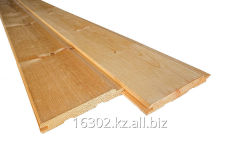 Lining a cedar 14kh85kh3m-5m a grade With