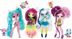 Куклы Novi Stars Инопланетянки, MGA