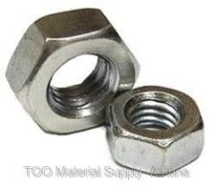 M10 nut six-sided DIN 934.