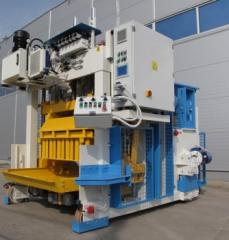 Equipment for production of cement EUROBLOCK 12