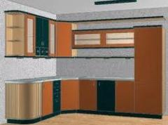 Kitchens modular to order