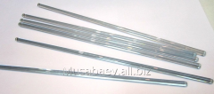 Glass sticks of d = 3 mm, h - 20 cm