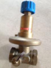 Automatic balancing ASV-PV valve 25 DMs