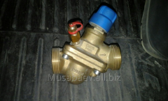 The automatic combined balancing valve with