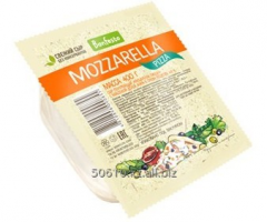Cheese semisolid Mozzarella Pizza 400 gr