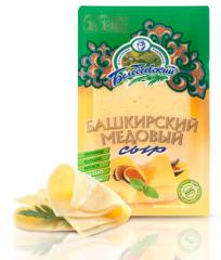 Cheese firm Bashkir honey