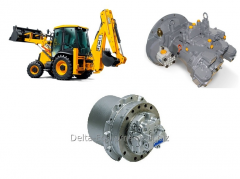 Spare parts for JCB: 3CX and 4CX