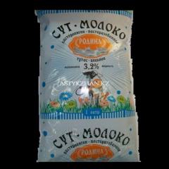 """Milk TM """"Homeland"""
