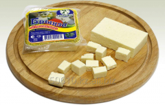 Cheese Slavic sheep cheese of 45%