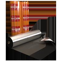 Рулонный гидро-шумоизоляционный материал Ризолин