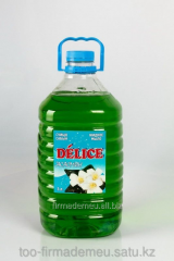 The DELICE liquid soap with aroma of the Jasmine