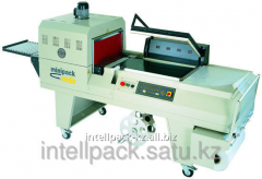 Automatic machine for thermoshrinkable packing of