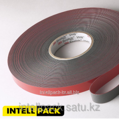 Acrylic assembly tape 6,0mmkh 33,0m, 4611 F