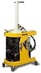Vertical press of R-100 2