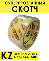 Супер прозрачный скотч казахстанского производства