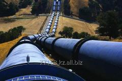 Изделия для транспортировки нефти и газа