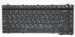 The keyboard for the Toshiba Satellite M70-159