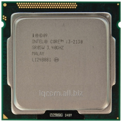 Процессор Intel Core i3-2130 3.40GHz. 3M LGA 1155