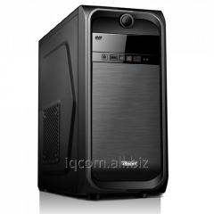 Case part of Qmax A034B Black midi Tower 2x USB