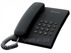 Телефон Panasonik KX-TS2350CA красный