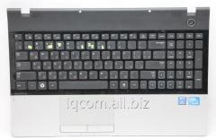The keyboard for the Samsung NP300 NP300E5A RU/EN