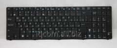 Клавиатура для ноутбука Asus K70A RU/EN чёрный
