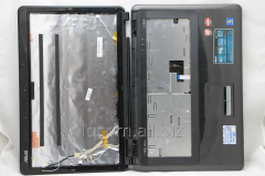 The pallet of the Asus K70A case black with tach