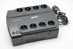 Uninterruptible power supply unit 700VA 405W APC