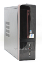 Case part of Foxconn RS-107 Black Mini Tower 2x