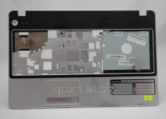 Emachines E640 AP0CA000210 top panel silvery +