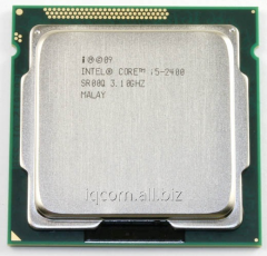 Intel Core i5 2400 processor