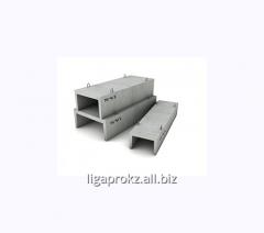 Лоток железобетонный М200, марки  Л1-8-2