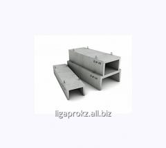 El tenderete dobornyy de hormigón armado М200, la marca Л1д-8