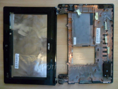The case on Asus Eee PC 1001,1005,1008