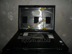 The case on Fujitsu-Siemens Amilo Pi 3540