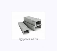 El tenderete DE LX de hormigón armado М200, la marca DE LX 300.30.30